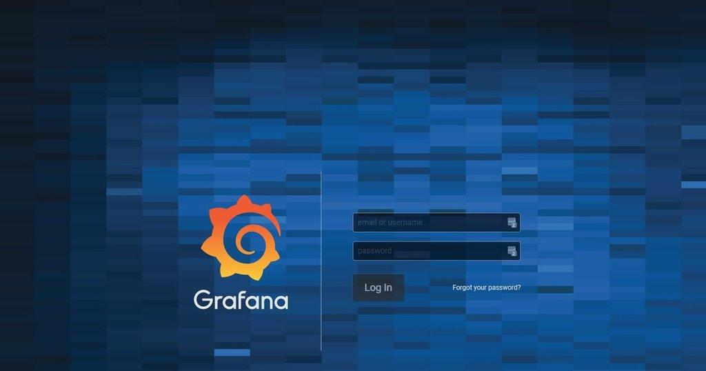 Grafana Virtual Machine