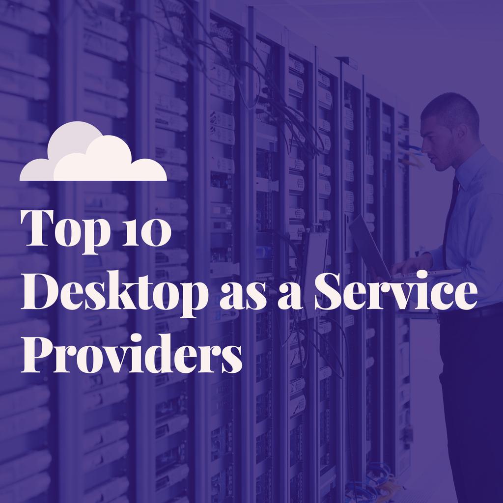 Top 10 DaaS Providers
